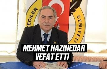 Mehmet Hazinedar vefat etti