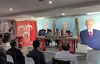 MHP Akçakoca İlçe Başkanı Özensel güven tazeledi