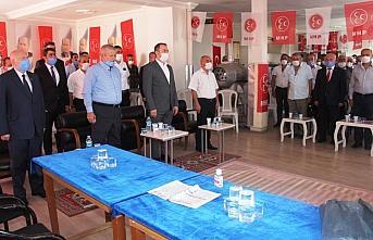 MHP Taşova İlçe Başkanı Aslan Berber güven tazeledi