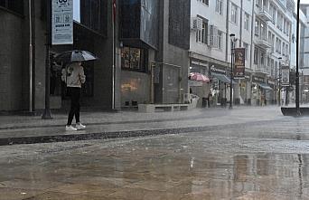 Ordu'da şiddetli yağış yaşamı olumsuz etkiledi