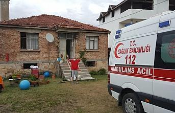 Rusya'dan hava ambulansıyla getirilen Kovid-19'lu hastanın tedavisi Trabzon'da tamamlandı