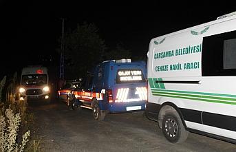 Samsun'da cip devrildi: 1 ölü, 3 yaralı