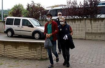 Samsun'da DEAŞ operasyonunda 6 şüpheli yakalandı