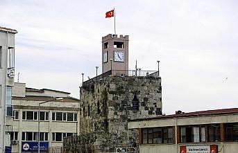 Sinop'ta 2 bin 500 yıllık tarihi surlar turizme...