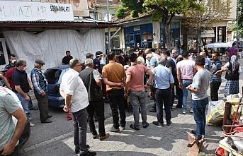Sinop'ta otomobilinde silahlı saldırıya uğrayan...