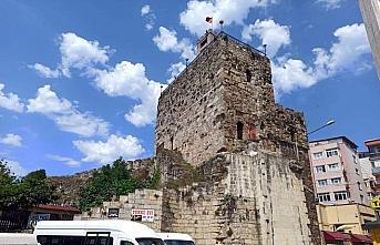 Sinop'ta tarihi surları turizme kazandıracak projeye...