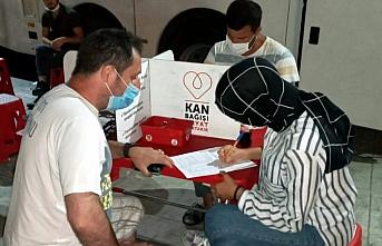 Sinop'ta vatandaşlara kan bağışı çağrısı