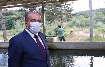 Tarım ve Orman Bakan Yardımcısı Metin'den barajlardaki...