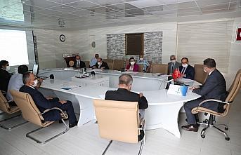 Tokat İl İstihdam ve Mesleki Eğitim Kurulu Toplantısı
