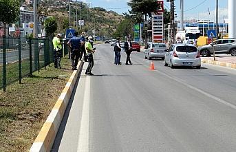 Tokat'ta otomobilin çarptığı bisikletin sürücüsü öldü