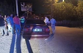 Tokat'ta otomobilin çarptığı yaya öldü