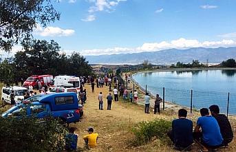 Tokat'ta sulama göletine giren 2 çocuk boğuldu