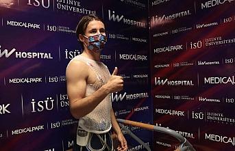 Trabzonspor'da Trondsen ve Plaza, sağlık kontrolünden geçti
