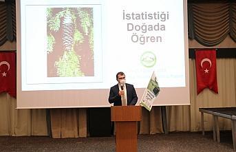 TÜBİTAK Başkanı Hasan Mandal, Kastamonu'da öğretmenlerle...