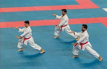 Türkiye Kulüplerarası Takım Karate Şampiyonası...