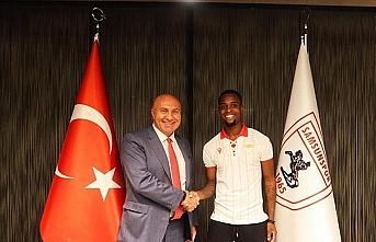 Yılport Samsunspor, Ange-Freddy Plumain'in transferini tamamladı