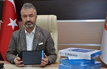 19 Mayıs Belediyesi öğrencilere tablet desteği sağlıyor