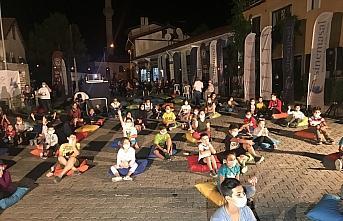 8. Sinemasal Film Festivali Safranbolu'da devam etti