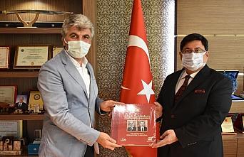 AA'dan Samsun Cumhuriyet Başsavcısı Kılıç'a ziyaret