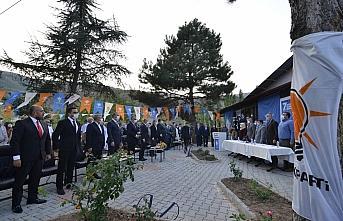 AK Parti Genel Başkan Yardımcısı Erkan Kandemir...