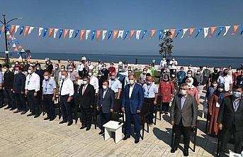 AK Parti Merkez İlçe Başkanlığına Başer yeniden seçildi