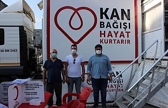 Amasya İl Sağlık Müdürü Nergiz'den immün plazma...