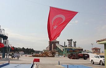 Amasya Şeker Fabrikası'nda 67. pancar alım kampanyası...