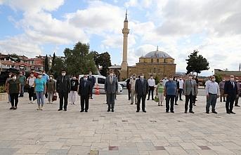 Amasya'da CHP'nin 97. yılı kutlandı