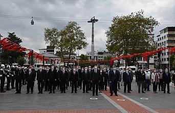 Atatürk'ün Ordu'ya gelişinin 96. yıl dönümü