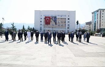 Atatürk'ün Rize'ye gelişinin 96. yıl dönümü...