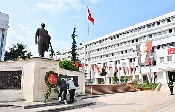 Atatürk'ün Trabzon'a gelişinin 96. yıl dönümü...