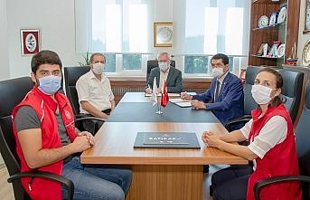 BAİB'de Genç Ofis Protokolü imzalandı