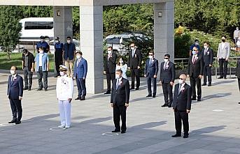 Bartın'da Gaziler Günü törenle kutlandı