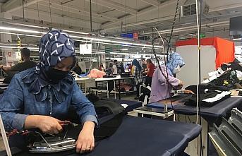 Bartın'da tekstil firması, ekonomiye destek için istihdamını 2 katına çıkaracak