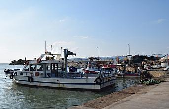 Batı Karadeniz'de balıkçılar sağanağın ardından...