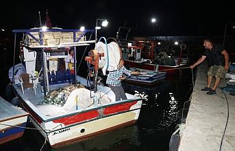 Batı Karadeniz'de balıkçılar