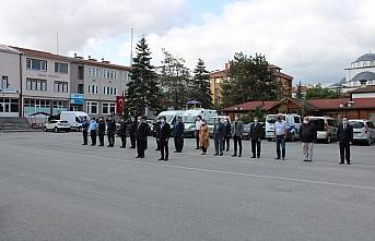 Bolu'da 19 Eylül Gaziler Günü kutlandı