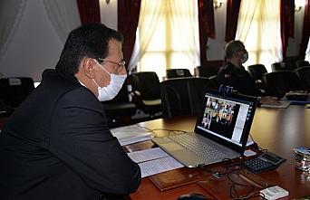 Bolu'da koronavirüs tedbirleri