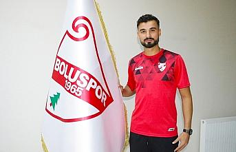 Boluspor, orta saha oyuncusu Tugay Kaçar'ı transfer...