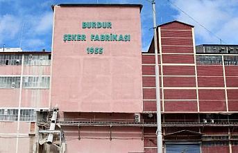 Burdur Şeker Fabrikası 65 yaşında