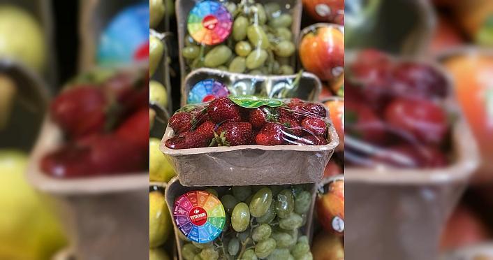 CarrefourSA, meyve-sebzede doğa dostu tabak kullanmaya...