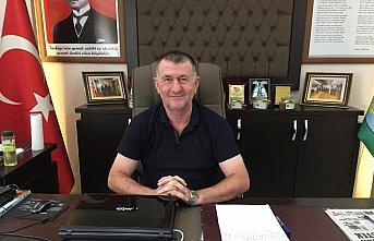 Çarşamba Ziraat Odası Başkanı Aydemir: