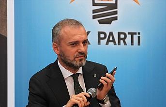 Cumhurbaşkanı Erdoğan, AK Parti Vezirköprü kongresinde...