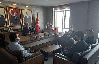 Ereğli Kaymakamı İsmail Çorumluoğlu'ndan siyasi...