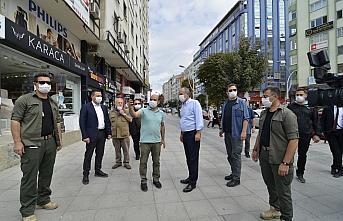 Eski CHP Milletvekili Muharrem İnce Çorum'u ziyaret etti