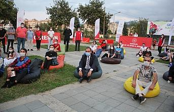 Gençlik ve Spor Bakanı Mehmet Muharrem Kasapoğlu,...