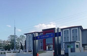 Gerze'de yeni jandarma hizmet binası yapımı tamamlandı