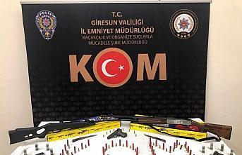 Giresun'da 7 kişiyi darp iddiasıyla yakalanan 9 şüpheli tutuklandı