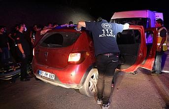 GÜNCELLEME - Düzce'de sürücüsü kalp krizi geçiren...
