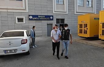 Samsun'daki uyuşturucu operasyonunda gözaltına alınan 11 şüpheli tutuklandı